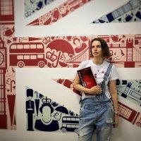 Девушка с книгой :: Команда fotokto.ru