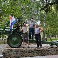 день ВМФ....Новосибирск :: Андрей Кобриков