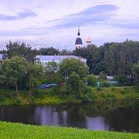 Великие Луки. 31 июля 2020... :: Владимир Павлов
