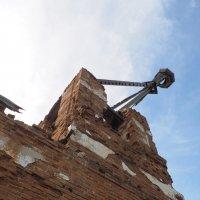 Бывшая церковь :: Сергей Воинков