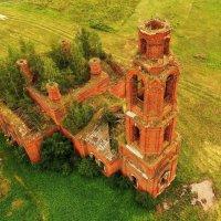 Космодамианская церковь :: Grabilovka Калиниченко