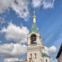 Церковь Илии Пророка в Обыденском переулке :: anderson2706