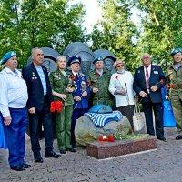 Ветераны ВДВ всегда  в  строю! :: Vladimir Semenchukov