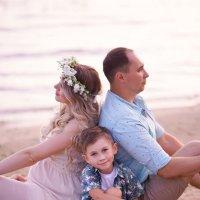 Счастливая семья :: Настя Сидороова