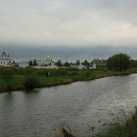 Суздаль.Покровский монастырь :: Юрий Моченов