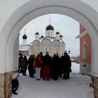 Церковь в монастыре :: Валерий