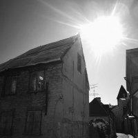 Старый дом :: Инга Энгель