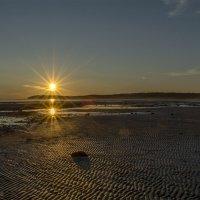 Два солнца на закате. :: Марина Никулина