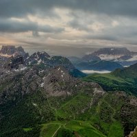 Morning in the Alps 1 :: Arturs Ancans
