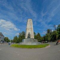 Памятник в честь 850 летия города Владимира :: Andrew