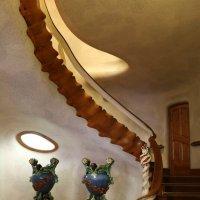 Лестница в доме Бальо :: Ольга