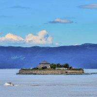 Монастырь на острове Мункхолмен в Тронхейме :: Eldar Baykiev
