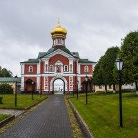 В Иверском монастыре :: Олег Oleg