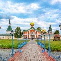 Валдайский Иверский Богородицкий Святоозерский мужской монастырь :: Виктор Орехов