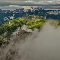 Morning in the Alps 2 :: Arturs Ancans