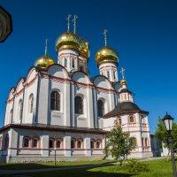 Иверский монастырь :: Олег Oleg