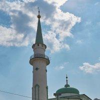 Мечеть Нурулла, Казань :: Олег Манаенков