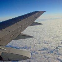 Под крылом самолета... :: Андрей Иванович (Aivanovich-2009)