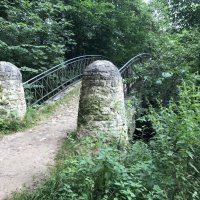 Каменный мостик ... :: Лариса Корж