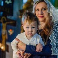 Таинство крещения :: Наталья Татьянина