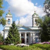 Храм Духа Святого Сошествия на бывшем Лазаревском кладбище :: anderson2706