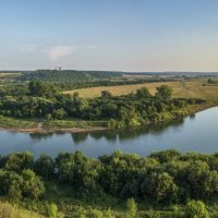 Панорама Сылвы :: Алексей Сметкин