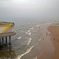 Пляж в Гааге :: Нина Синица