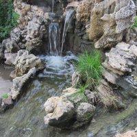 Маленький водопад. :: Нина Акарцева