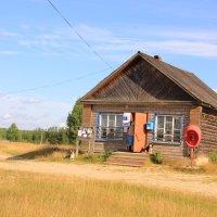Магазин в Тупрунке... :: Александр Широнин