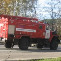 Машина пожарная :: Maikl Smit