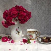 Доброго утра,друзья!Хорошего настроения! :: Нина Андронова