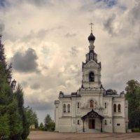 Успенский храм в Троице-Лыкове :: anderson2706