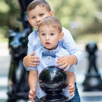 Детская непосредственность, как же мы взрослые восхищаемся этим состоянием. :: Лилия .