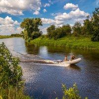 Из далека долго течет река Клязьма  #4 :: Андрей Дворников