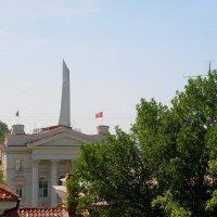 Вид с Матросского бульвара :: Александр Рыжов