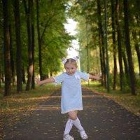 В парке :: Евгений Ломко