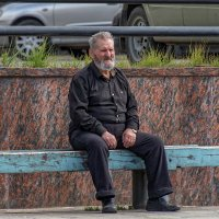Мужчина с натруженными руками. :: Анатолий. Chesnavik.