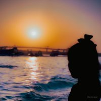 Закат в Дубае :: Дарья А