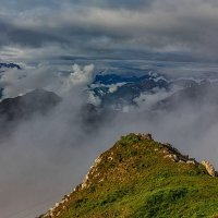 Morning in the Alps 9 :: Arturs Ancans