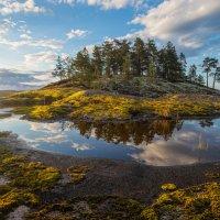 Летающий остров :: Сергей Мартьяхин