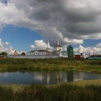 Бобренев монастырь. :: Victor Klyuchev