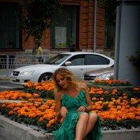 Девушка :: Елена Берсенёва