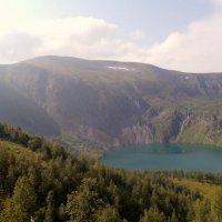 Ивановские озера.Первое большое и ледниковое малые :: Любовь Иванова
