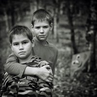 Данил и Ваня :: Елена Кузнецова