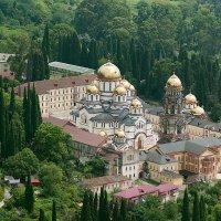 Новоафонский мужской монастырь :: Дмитрий Парфенов