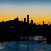 Утренняя Москва :: Михаил Силин