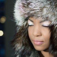 зимний портрет :: Ekaterina Stafford