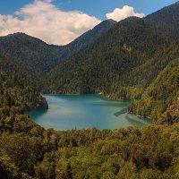 Озеро. :: Sergey L
