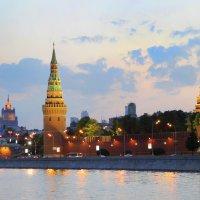 Вечерняя Москва :: Евгения Горячева