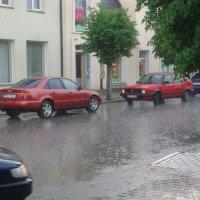 Летний дождь :: Mariya laimite